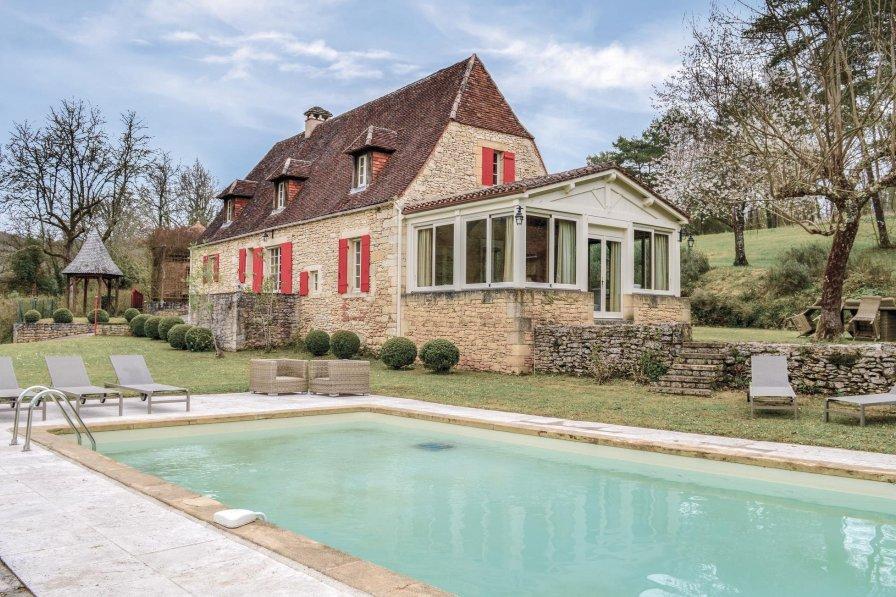 Villa in France, Campagne