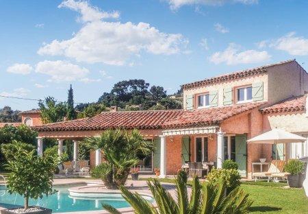 Villa in Valmasque-Notre Dame de Vie, the South of France