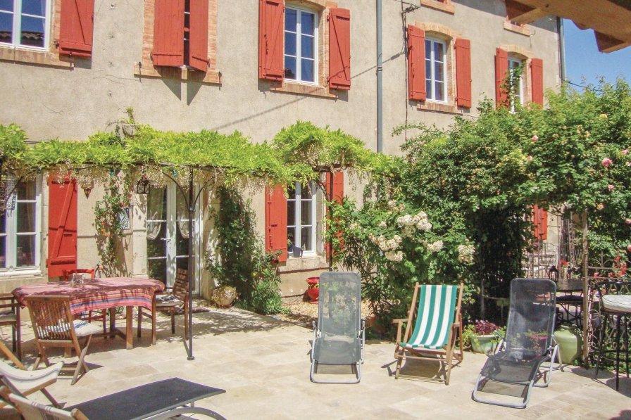 Villa in France, Capendu