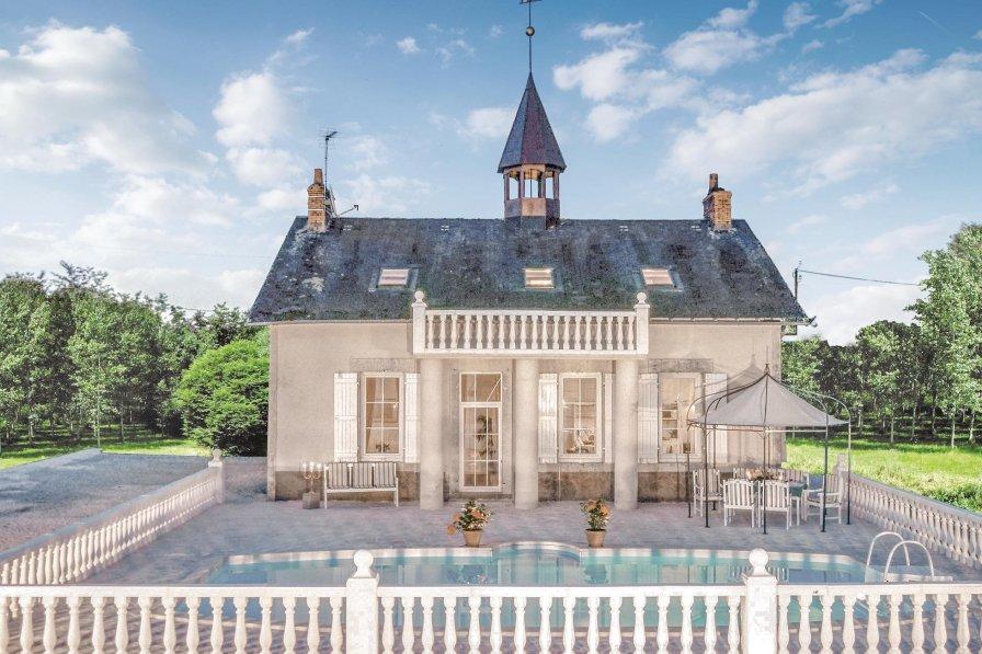 Villa in France, Ardentes