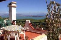 Villa in Italy, Ischia: Sea view from the terrace