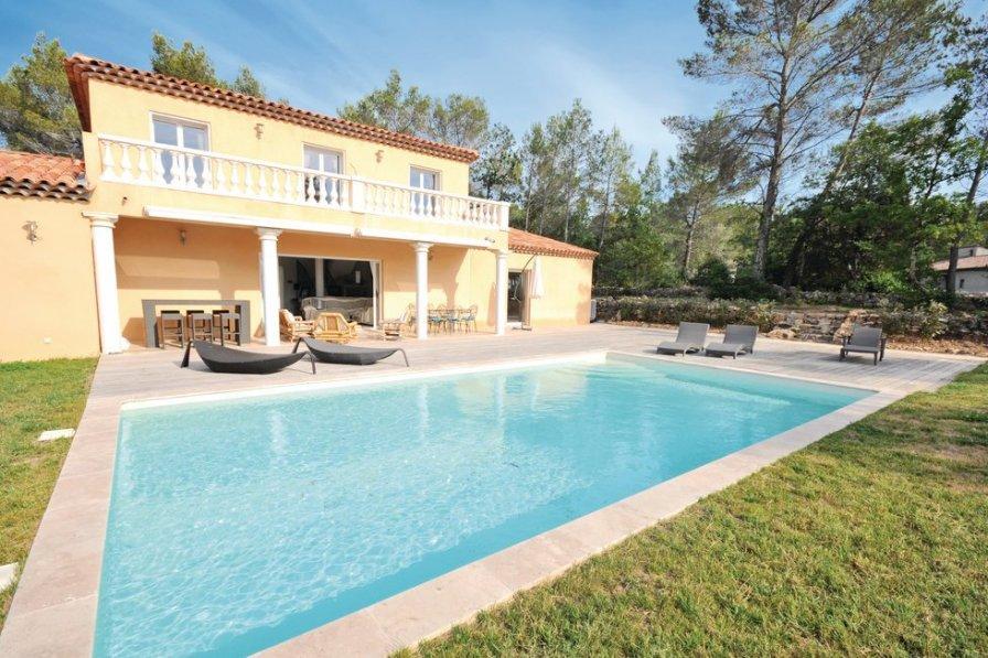 Fayence villa to rent