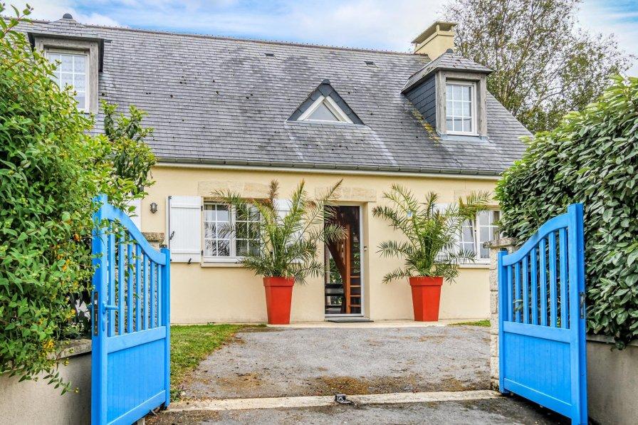 Villa in France, Quettehou