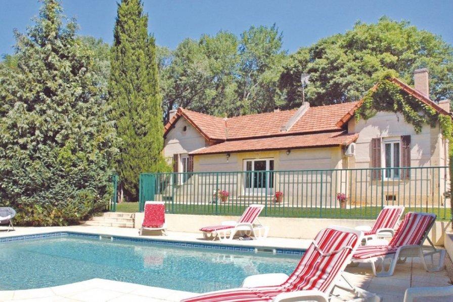 Villa in France, Grans