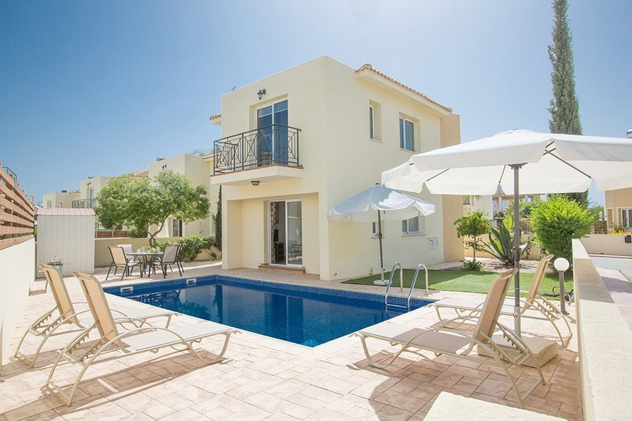 Holiday Villas In Pernera Cyprus