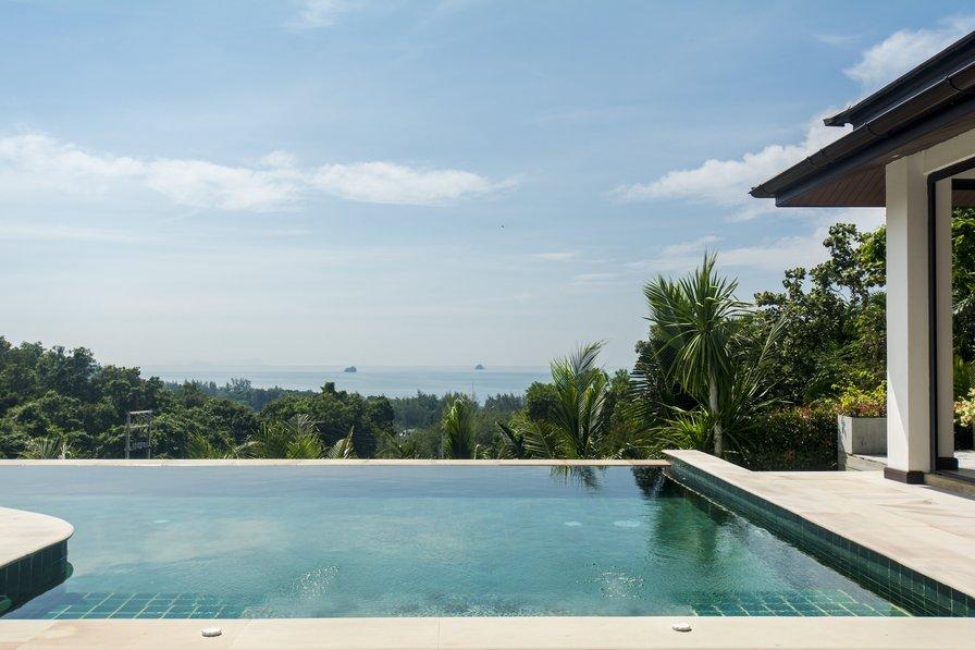 Villa in Thailand, Klong Muang Beach