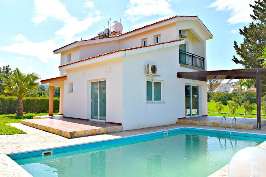 Latchi Beach Villa - Stunning Sea Views - Private Pool - Wifi
