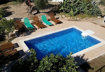 Villa in Greece, Kolymbia