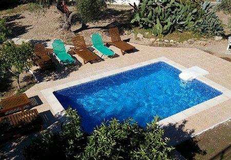 Villa in Kolymbia, Rhodes