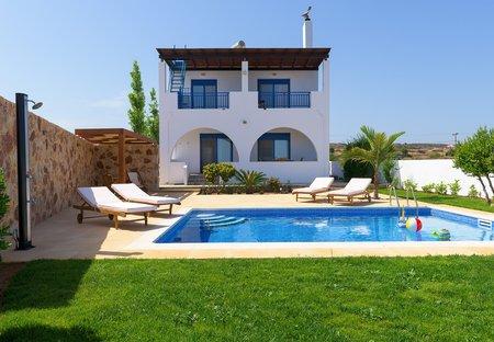 Villa in Lahania, Rhodes