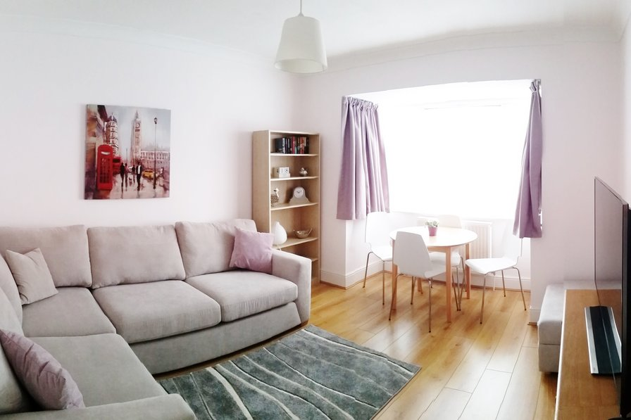 Apartment in United Kingdom, Ickenham