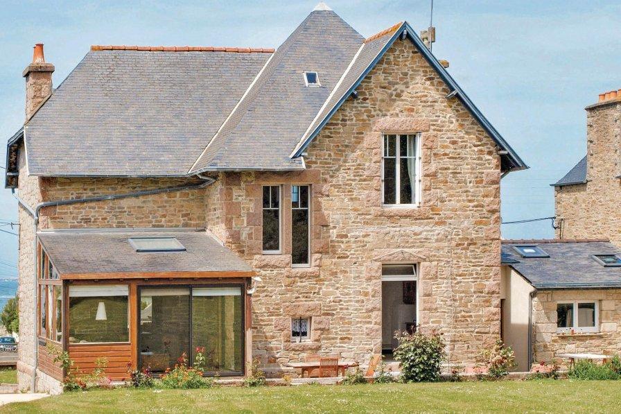 Villa in France, Trédrez-Locquémeau
