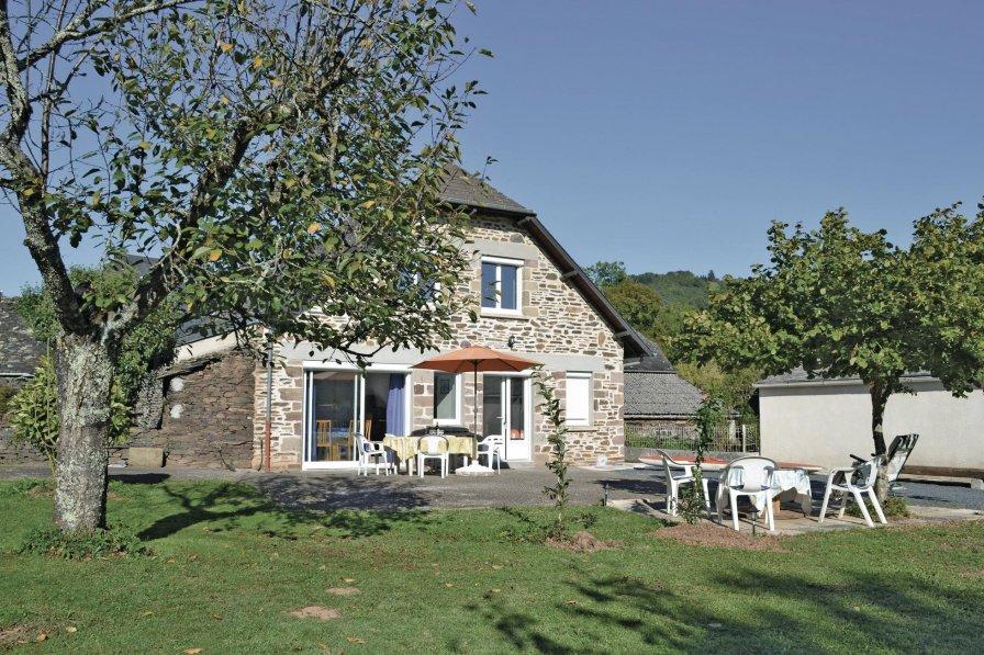 Villa in France, Voutezac