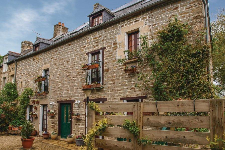 Villa in France, Plouër-sur-Rance: OLYMPUS DIGITAL CAMERA