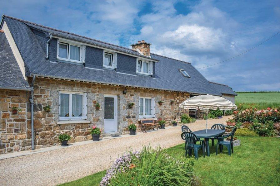 Villa in France, Caouënnec-Lanvézéac
