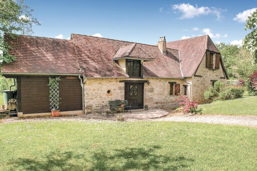 Villa in France, Fleurac
