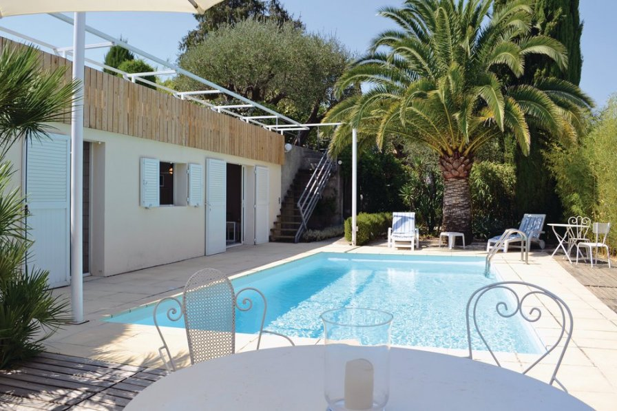 Villa rental in Saint-Pancrace-Pessicart with private pool