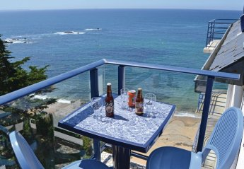 1 bedroom Apartment for rent in Moelan sur Mer