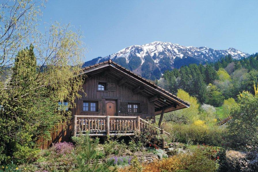 Villa in France, Val-de-Chaise