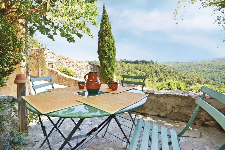 Holiday villa in Bonnieux