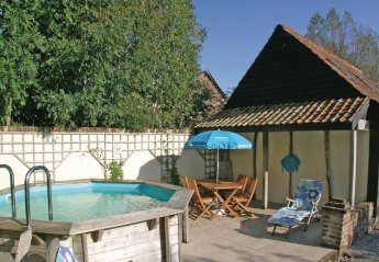 1 bedroom Villa for rent in Ergny