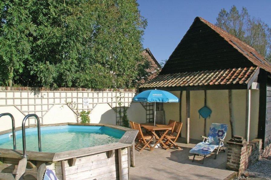 Villa in France, Ergny