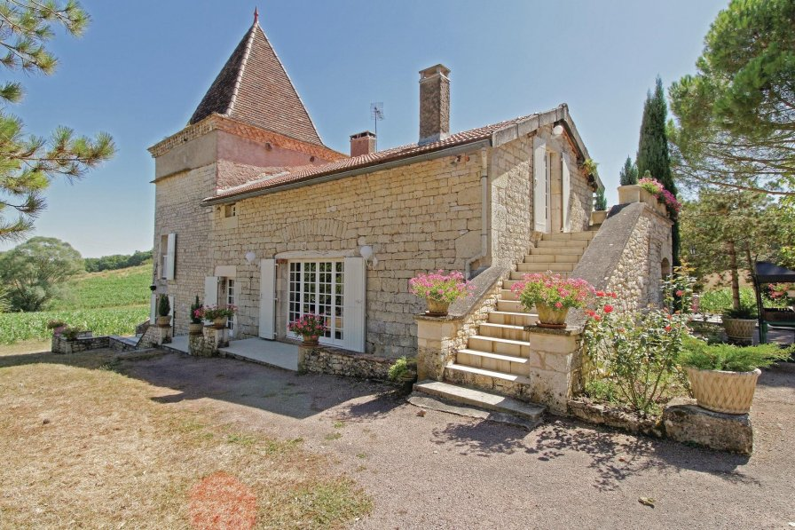 Owners abroad Villa rental in Villeneuve-sur-Vère