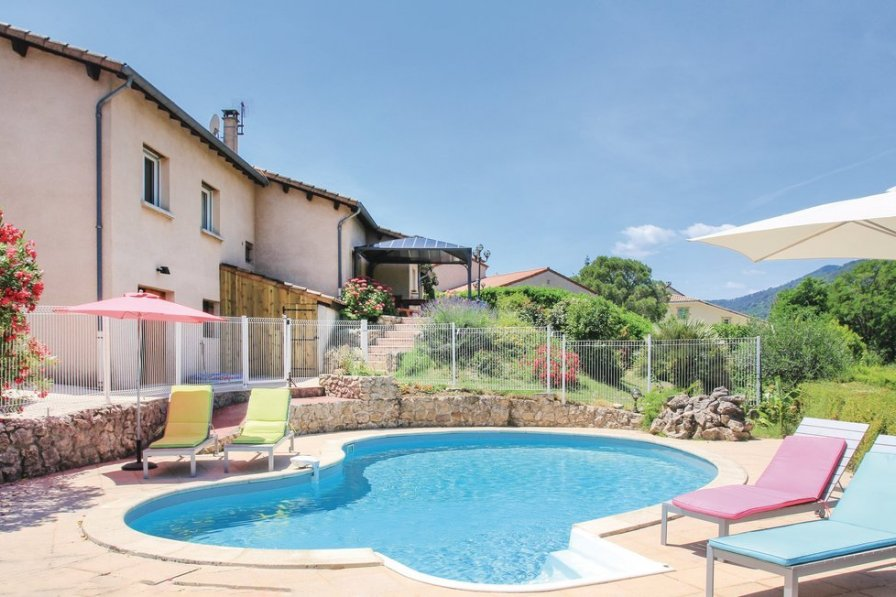 Villa in France, Saint-Fortunat-sur-Eyrieux