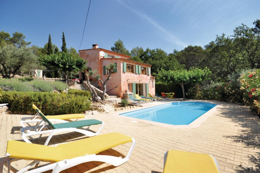 Owners abroad Lorgues villa to rent