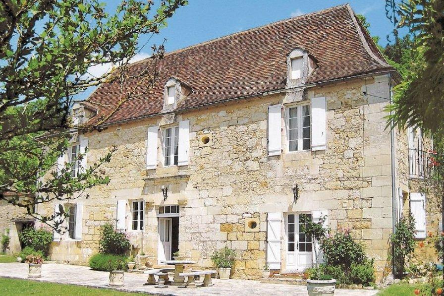 Villa in France, Castels et Bézenac