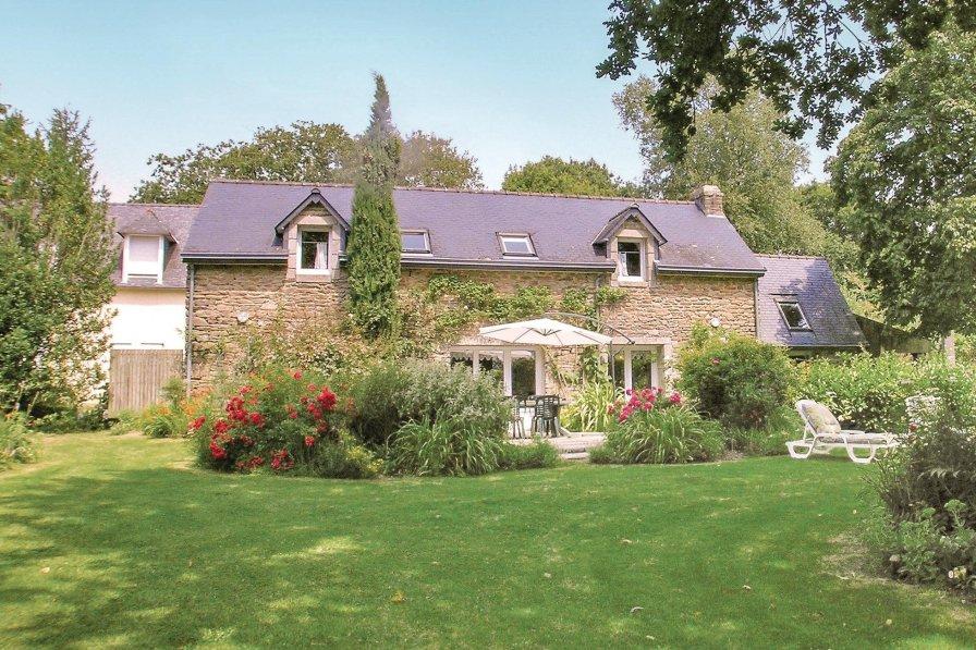 Villa in France, Pont-Aven