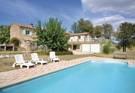 Villa in Bagard, the South of France