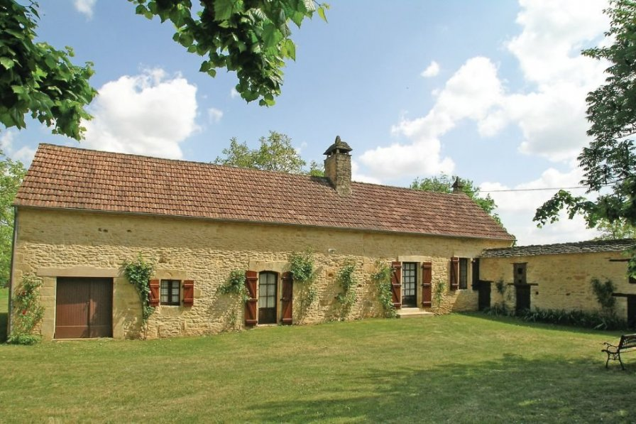 Villa in France, Proissans