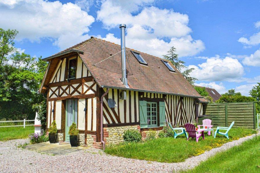 Villa in France, Saint-Pierre-en-Auge