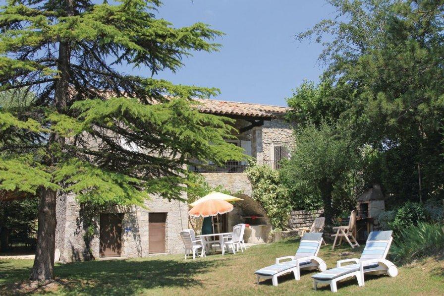 Villa in France, Montguers