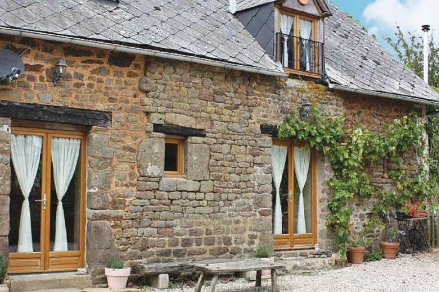 Villa in France, Passais-Villages