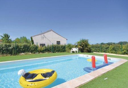Villa in Sambuc, the South of France