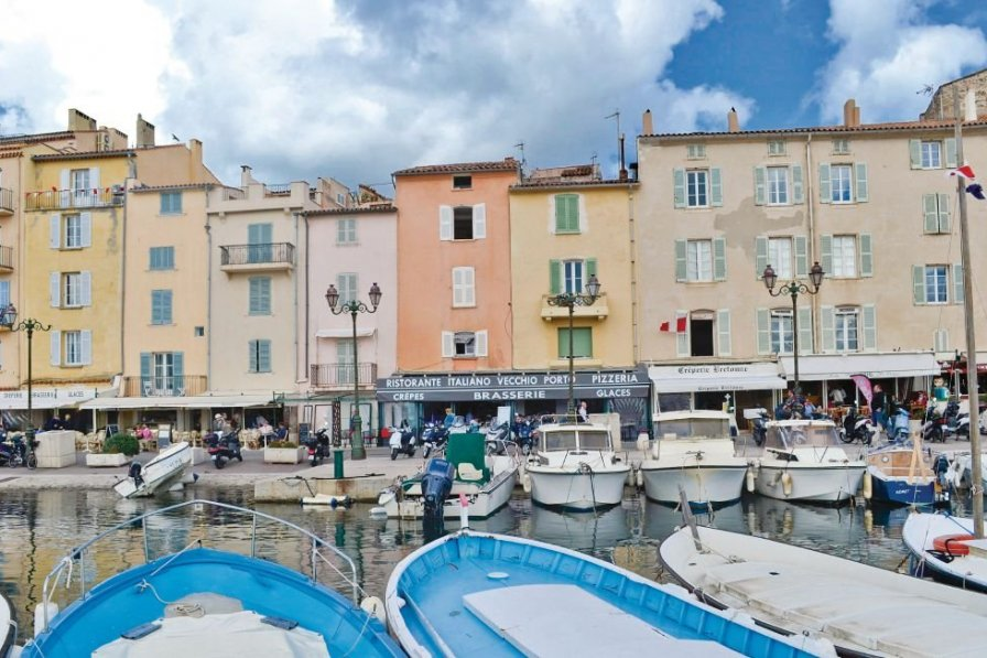 Apartment in France, Saint-Tropez