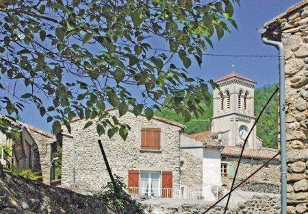 Villa in Saint-Fortunat-sur-Eyrieux, France