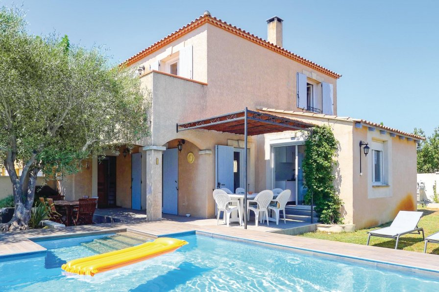 Villa in France, Aigues-Mortes