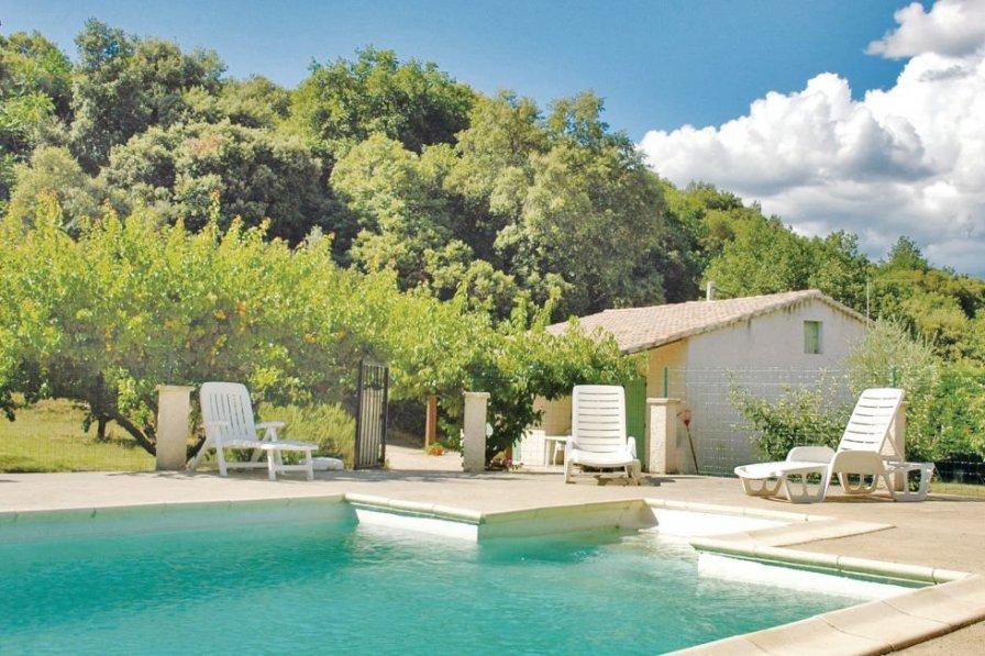 Villa in France, Saint-Julien-de-Peyrolas