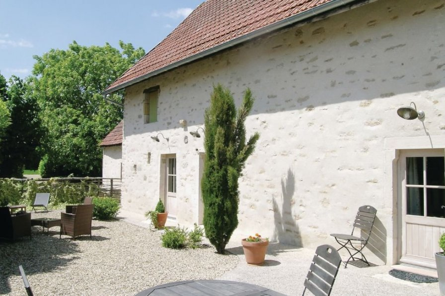 Holiday villa in Cote d'Or