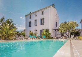 Villa in Capendu, the South of France