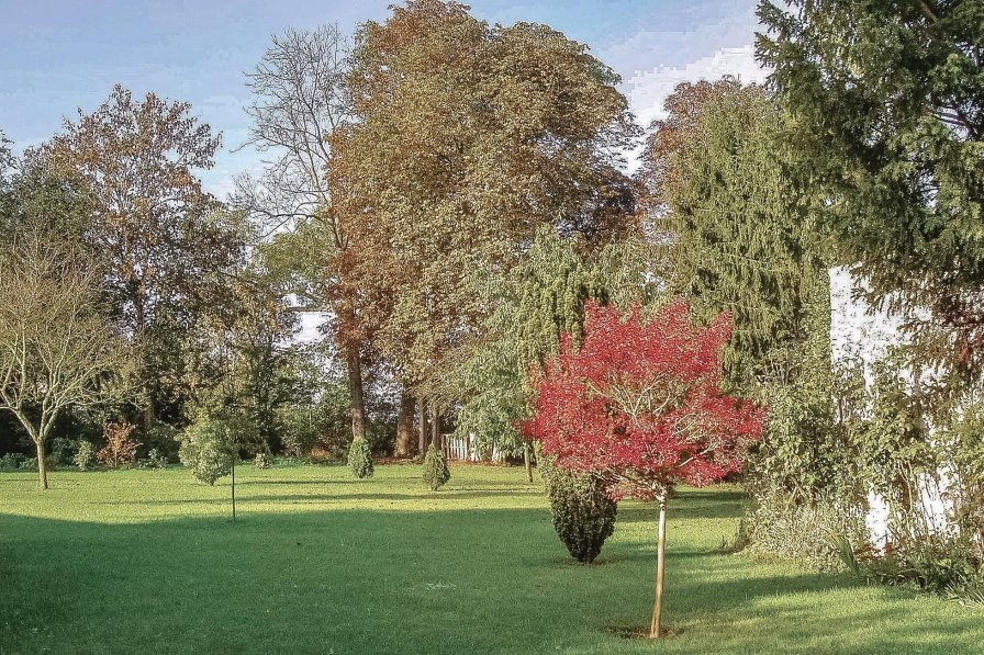 Villa rental in Yvelines
