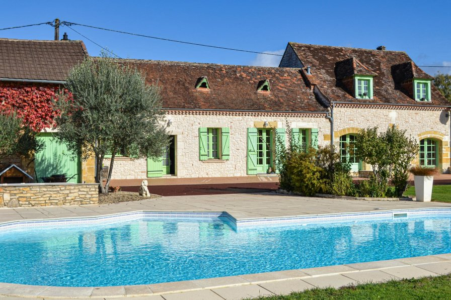 Owners abroad Villa with private pool in La Force