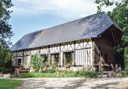 Villa in Touffreville-la-Corbeline, France