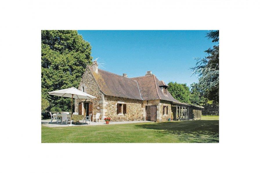 Villa in France, Campsegret