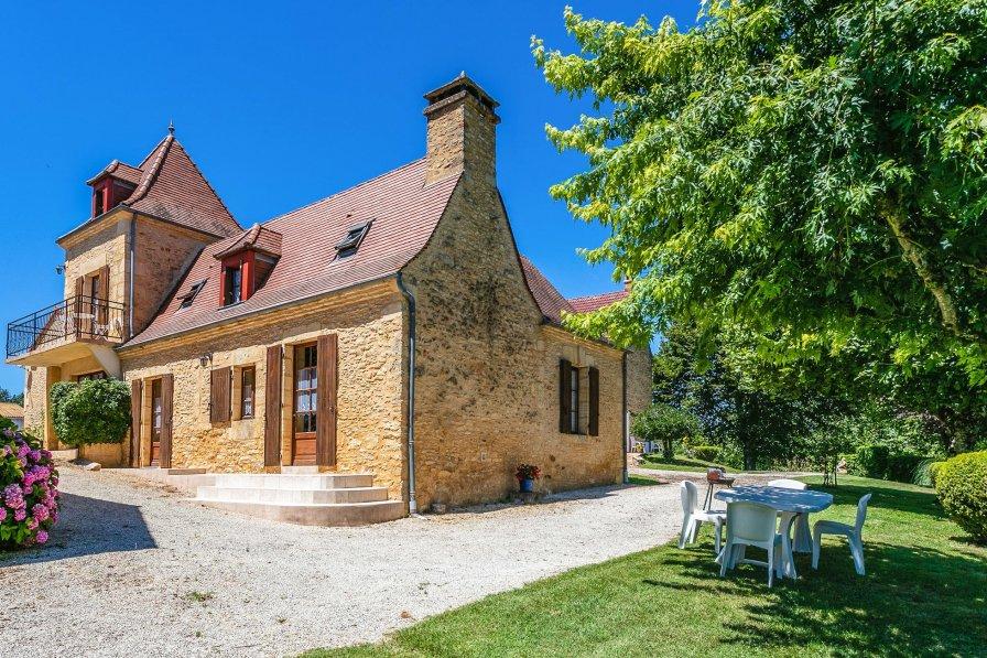 Apartment in France, Saint-Crépin-et-Carlucet: