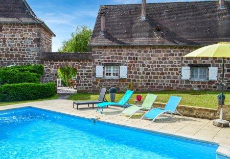 Villa in Villac, France
