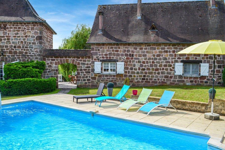 Villa in France, Villac